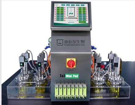 <span>MiniPod平行筛选发酵系统</span>