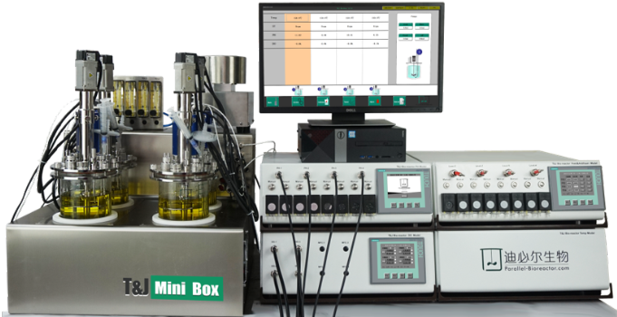 <span>MiniBox迷你平行生物反应器</span>