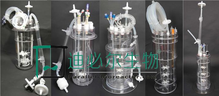 一次性生物反应器(Size 3,2 - 5,7 - 13 - 30 liter VV)