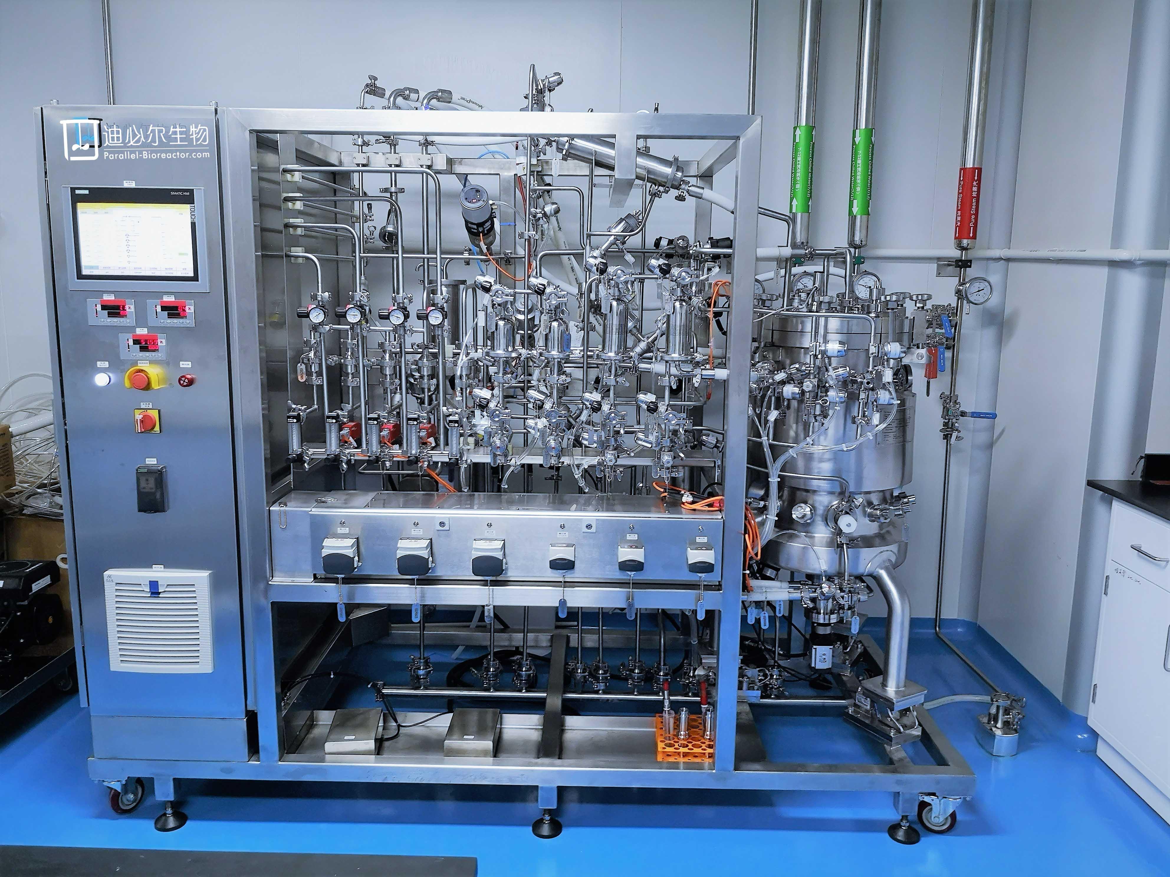 50L模块化原位细胞生物反应器