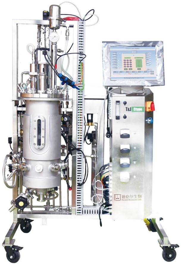 <span>T&amp;J-Type C/D原位灭菌发酵罐和生物反应器</span>